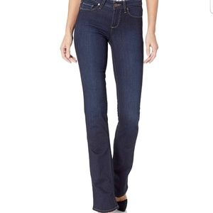 Paige Manhattan slim bootcut jean